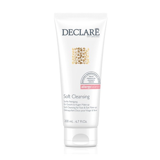 Soft Cleansing for Face & Eye Make-up